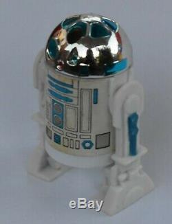 Vintage Star Wars Last 17 R2-D2 Pop Up Lightsaber 100% Original