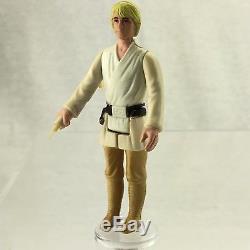 Vintage Star Wars Luke Skywalker DT Lightsaber 1977 3-Line COO