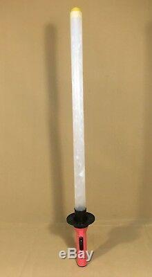 Vintage hungarian bootleg Star Wars Darth Vader light saber RARE! 1980's