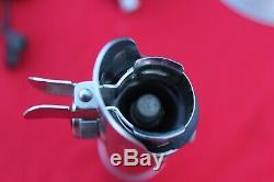 Working Vintage Red Button Graflex 3 Cell Flash Glass Eye Star Wars Light Saber