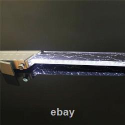 YDD Star Wars Mandaloria Visas Marr Darksaber Lightsaber Sword Metal Handle foc