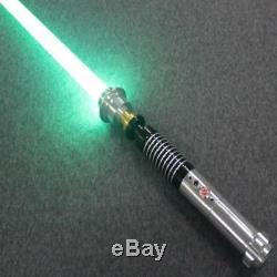 12w Led Luke Skywalker Lightsaber Avec Carte Son V3.5 Et Flash Sur Clash