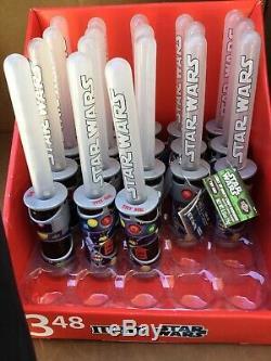 18 Distributeur De Bonbonnières Lightright Candyrific M & M Mini Sabre De Collection