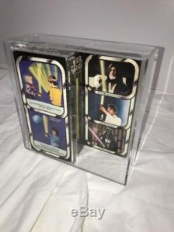 1978: Kenner Star Wars - Sabre De Lumière Gonflable - Scellé En Usine - Afa 75 Très Rare