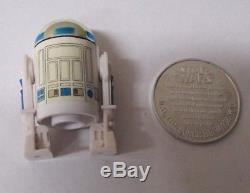 1984 1985 R2-d2 Sabre Laser Instantané Star Wars Vintage Original Potf Les 17 Dernières