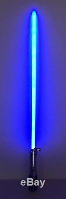 2007 Répliques De Maîtres Star Wars Luke Skywalker Sabre Laser Force Fx