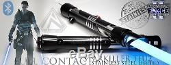 2x (une Paire) Rolightsaber Tfu 2 Sabre Laser Acier Inoxydable Star Wars Jedi