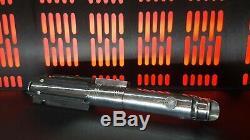 40 Star Wars Lightsaber Maître Ultime Fx Luke Light Saber Esb Son Complet