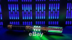 40 Star Wars Lightsaber Maître Ultime Fx Luke Sabre Lumière Conan