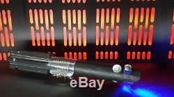 40 Star Wars Lightsaber Maître Ultime Fx Luke Sabre Lumière Ds Esb Pas De Son