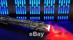 40 Star Wars Lightsaber Maître Ultime Fx Luke Sabre Lumière Renegade