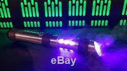 40 Star Wars Lightsaber Ultimate Master Fx Lumière Luke Sabre Ds Modèle Venom