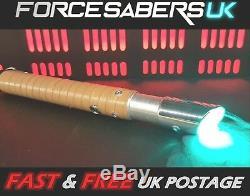 40 Star Wars Lightsaber Ultime Master Fx Luke Light Sabre Rawhhide Modèle