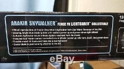 Anakin Skywalker Force Fx Sabre De Collection