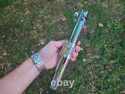 Anakin Skywalker Sabre Laser 89 Sabers Skinnyflex Vide Hilt En Stock