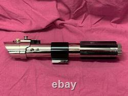 Anakin Skywalker Sabre Laser Cnc Usiné, Pas D'électronique