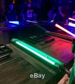 Atelier Sur Mesure Lightsaber Vous Pioche Edge Disneyland Star Wars Galaxy Savi