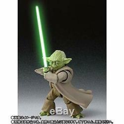 Bandai S. H. Figuarts Yoda Figure (star warsrevenge Des Sith) Japon Official