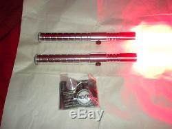 Bâton Au Sabre Laser Double, Style Darth Maul, Nouveau Dueling Fx D'ultrasabers