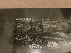 Bord Ahsoka Star Wars Galaxy Tano Héritage Lightsabers 36 Et 26 Blades Mib