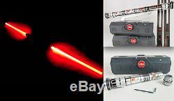 Bord Darth Maul Héritage Sabre Laser Dans La Main Star Wars Galaxy With36 Blade & Stand