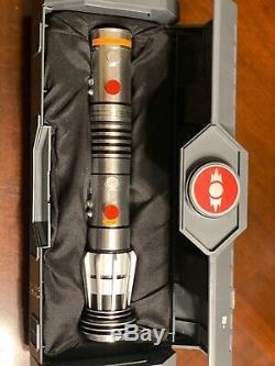 Bord Darth Maul Star Wars Galaxy Héritage Lightsaber Hilt Disney No Blade