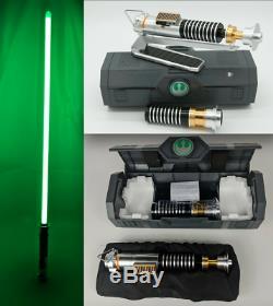 Bord De Luke Dans La Main Star Wars Galaxy Skywalker Héritage Lightsaber With36 Lame