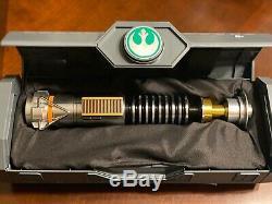 Bord Luke Skywalker Lightsaber Hilt Disney Wars Galaxy Star Parks