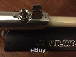 Collection De Sabres Laser À Collectionner Luke Skywalker Force Fx, 2007