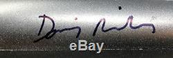 Daisy Ridley, Autographe De Rey Blue Light, Autographiée Par Rey Beckett Bas, Témoin