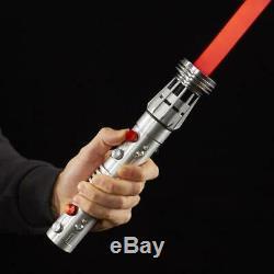 Dark Maul Lichtschwert Série Noire Force Fx, Star Wars Light Saber Hasbro