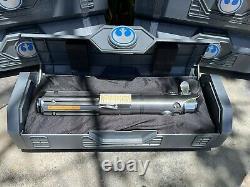 Dineystar Wars Galaxy's Edge Rey Legacy Lightsaber Hilt Anakin Skywalker Jedi
