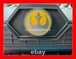 Disney 2021 Star Wars Galaxys Edge Rey Skywalker Legacy Lightsaber Hilt Yellow