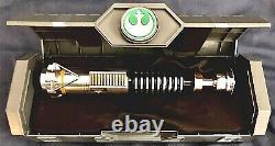 Disney Galaxy's Edge Star Wars Luke Skywalker Legacy Sabre Laser Hilt Seulement Nouveau