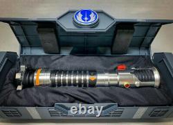 Disney Parks Star Wars Galaxy's Edge Legacy Sabre Laser Hilt Obi-wan Kenobi Nouveau