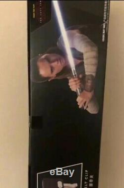 Disney Parks Star Wars Rey Fx Lightsaber Bleu Amovible Lame Anakin Skywalker
