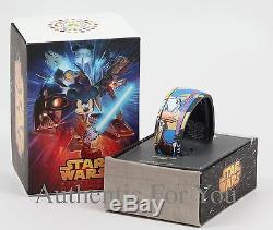Disney Star Wars 2015 Donald Duck Jedi Sabre Laser Le 2500 Bandeau Magique Magicband