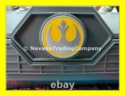 Disney Star Wars Galaxy Edge Rey Skywalker Legacy Lightsaber Hilt Yellow Nouveau