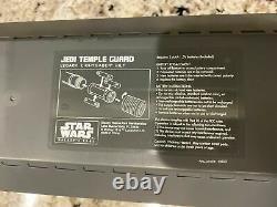 Disney Star Wars Galaxy's Edge Jedi Temple Guard Legacy Sabre Laser Hilt New Land
