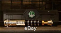 Disneyland Star Wars Galaxies Bord Luke Skywalker Héritage Lightsaber