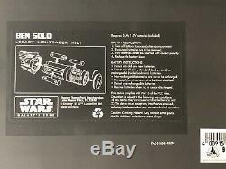 Edge Disney Galaxy Star Wars Ben Solo Héritage Lightsaber Hilt Nouveau ++++