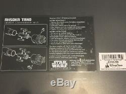 Edge Disney Star Wars Galaxy Héritage Lightsaber Ahsoka Tano Avec Free Pin