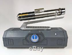 Edge Star Wars Disney Galaxy Rey Luke Anakin Héritage Lightsaber Hilt No Blade