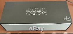 Efx Star Wars Luke Skywalker Reveal Lightsaber Rotj 11 Balance Limited Edition