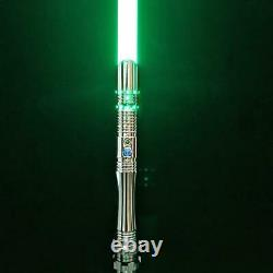 Électroplating Lightsaber Flash Sur Clash Dueling Blade Changement De Couleur Rechargeable
