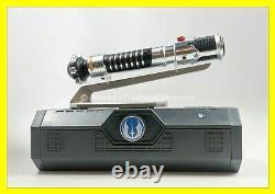 En Main Star Wars Galaxy Bord Obi Wan Kenobi Legacy Sabre Laser Avec Lame De 36 Pouces
