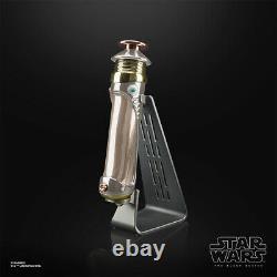 En Stock! Star Wars Black Series Elite Empereur Palpatine Sabre Laser Force Fx