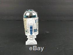 Figurine Action R2d2 Star Wars 1977 Light Saber Tête Manquante Cliquetante Lfl Lucas Film