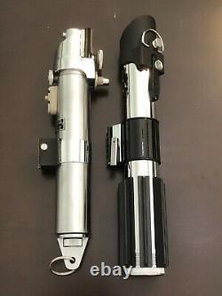 Fink-roselieve/heiland Lightsaber Prop Replica (darth Vader, Anakin Skywalker)