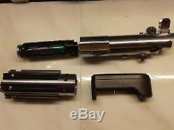 Graflex 2.0 Skywalker Rey Poignée Sabre Laser Avec Table D'harmonie Sabre
